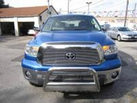 What a truck! Very clean one-owner 2007 Toyota Tundra
