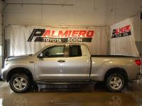 This 2007 Toyota Tundra SR5 in Silver Sky Metallic