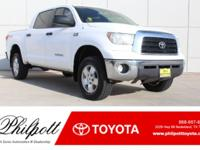 This 2007 Toyota Tundra SR5 comes complete