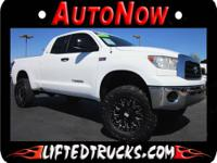 AWESOME TUNDRA FEATURING A POWERFUL FUEL EFFICIENT