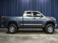 Clean Carfax 4x4 Lifted Truck with Power Options!
