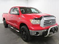 Options:  2007 Toyota Tundra Double Cab Sr5 Pickup 4D 6