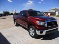Come test drive this 2007 Toyota Tundra! It delivers