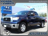 4D Double Cab, i-Force 5.7L V8 DOHC, 4WD, and Graphite