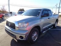 Options:  2007 Toyota Tundra Sr5|Sr5|Sr5 4Dr Double Cab