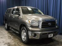 Clean Carfax RWD Truck with Matching Canopy!  Options:
