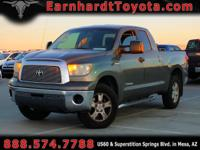 We are happy to offer you this 2007 Toyota Tundra SR5
