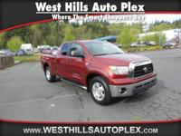 TUNDRA SR5 DOUBLE CAB  Options:  Abs Brakes
