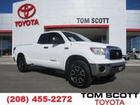 Outstanding design defines the 2007 Toyota Tundra! The