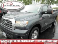 NEW ARRIVAL! PRICED BELOW MARKET! THIS TUNDRA WILL SELL