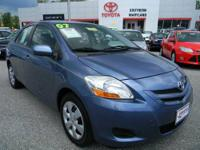 Toyota Certified, 4-Speed Automatic, Anti-Lock Brakes,