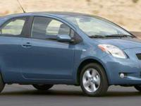 2007 Toyota Yaris For Sale.Features:Front Wheel Drive,