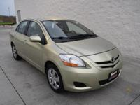 Check out this gently-used 2007 Toyota Yaris we