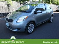 ONE OWNER!!! Economical 2007 Toyota Yaris! Very well