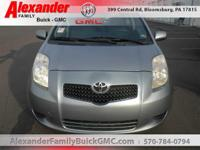 2007 Toyota Yaris 3DR HB AT. Serving the Bloomsburg,