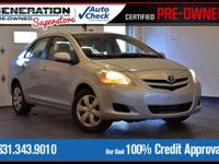 Gray 2007 Toyota Yaris FWD 4-Speed Automatic 1.5L I4