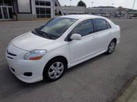 This outstanding example of a 2007 Toyota Yaris is