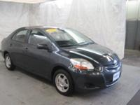This outstanding example of a 2007 Toyota Yaris Base is