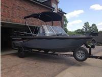2007 Tracker 185 WT,2007 Tracker 185 WT loaded with