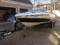 2007 Tracker Tahoe Q6 Ski Fish SF: Mercruiser Alpha I