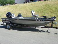 SUPER CLEAN 2007 TRACKER TOURNAMENT V-18 ALL FISH WITH