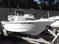 Description Great starter boat !! Got kids? There's no