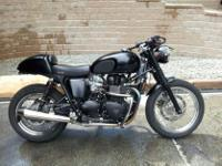 Make: Triumph Model: Other Mileage: 9,335 Mi Year: