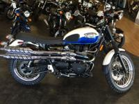 New Tires! the Scrambler is a redefinition of the