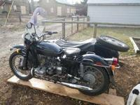 2007 ural patrol 2wd - 750 cc, 4 speed, reverse, two