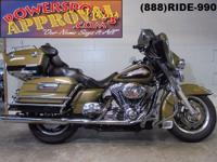2007 Used Harley Davidson Electra Glide Classic for