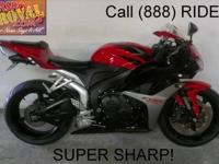 2007 used Honda CBR600RR Sport bike for sale-U1752 only