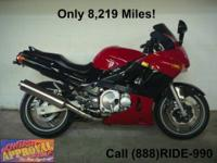 2007 Used Kawasaki Ninja 600 Sport Bike for sale -