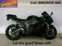 2007 Used Kawasaki Ninja ZX6R - For sale only