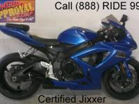 2007 Used Suzuki GZXR600 Sport Bike For Sale-U1758 with