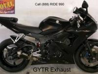 2007 Used Yamaha R6 Crotch Rocket For Sale-U1926 in