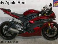 2007 Used Yamaha R6 Sport Bike For Sale-U1783 with only