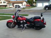 I have a 2007 xvs1300 v-star I have to sell It is a