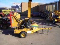 for sale: 2007 Vermeer BC600XL wood chipper. this unit