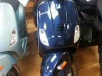 With the Vespa LX you'll quickly see commuting in a