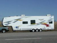 GENERAL DESCRIPTION and EQUIPMENT: Fifth Wheel RV Toy