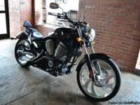 This 2007 Victory Vegas 8-Ball SHOWROOM MINT! - $6995