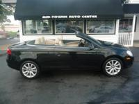 2.0T, HARDTOP CONVERTIBLE, SUNROOF, HEATED LEATHER,
