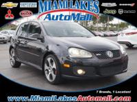 *** MIAMI LAKES KIA MITSUBISHI *** Sleek Black! Joy