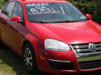 Our 2007 VW Jetta is an automatic sedan. equipped with