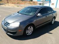 This 2007 Volkswagen Jetta is an outstanding little
