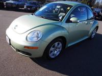 This outstanding example of a 2007 Volkswagen New