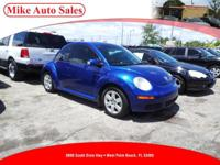 Options:  2007 Volkswagen New Beetle 2.5L| |Active Head