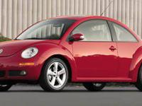 2007 Volkswagen New Beetle 2.5 For