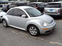 Still undeniably cute and fun, the Beetle has classic