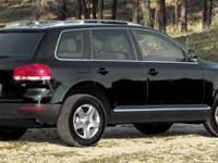 2007 Volkswagen Touareg V6 For Sale.Features:Traction
